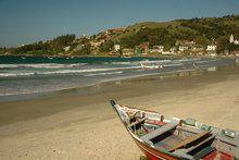 Garopaba Beach - Garopaba, Santa Catarina