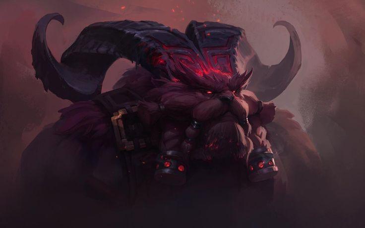 Resultado de imagen para league of legends orn