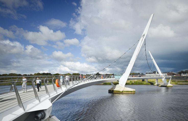 The Peace Bridge - WilkinsonEyre
