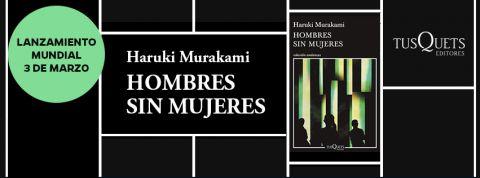 """""""Hombres sin mujeres"""" el libro más reciente de Haruki Murakami https://shar.es/1pDCaV #Literatura @culturachacao"""