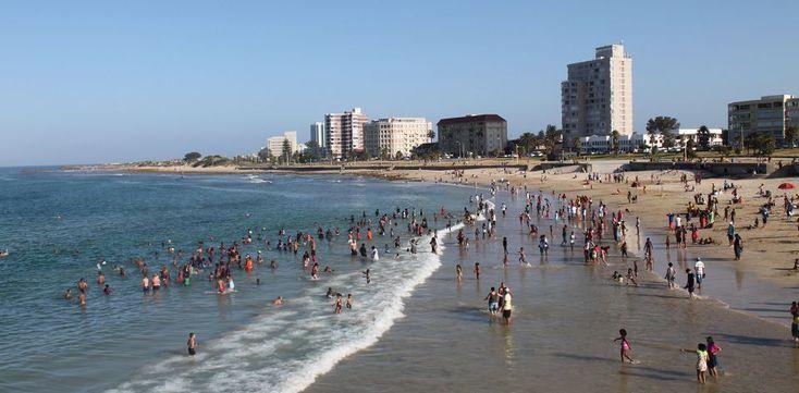 King's Beach in Port Elizabeth has been awarded Blue Flag Status