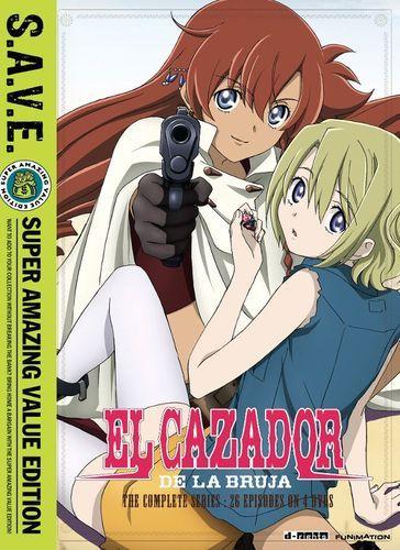 El Cazador de la Bruja: The Complete Series [4 Discs] [DVD]