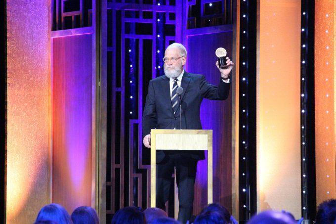 David Letterman returns to TV with six-episode Netflix deal