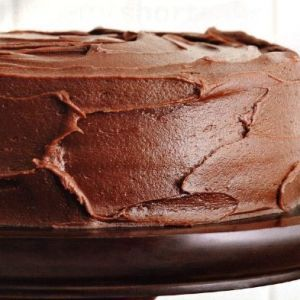 Chocolate cake with sour cream. Recipes with photos of delicious cakes.