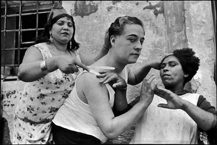 Henri Cartier-Bresson. King of photojournalistic photography  Magnum Photos Photographer Portfolio