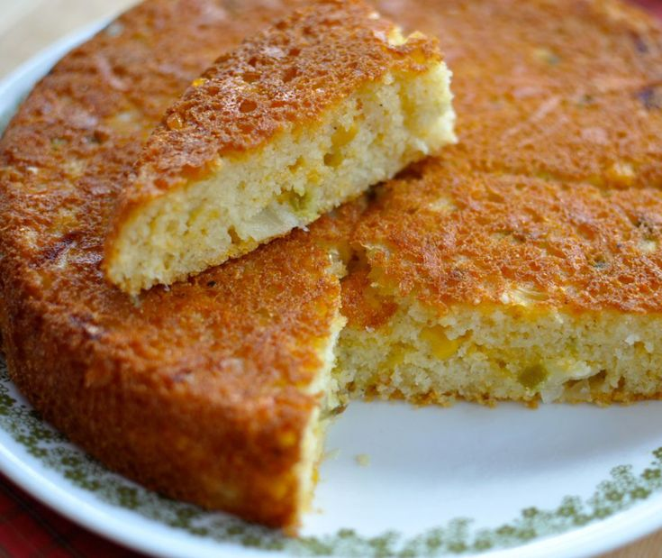 How to make hot-water cornbread