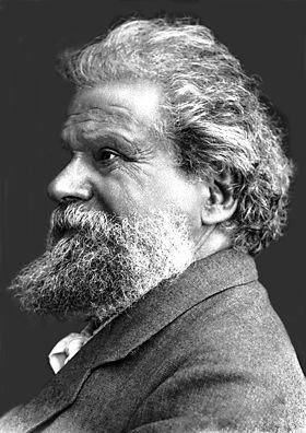 """Nobel de Literatura en 1906: Giosuè Carducci (Italia). Otorgado """"no sólo en consideración de su aprendizaje profundo e investigación crítica, sino sobre todo a manera de tributo a su energía creativa, frescura de estilo y fuerza lírica que caracterizan sus piezas maestras poéticas"""". http://es.wikisource.org/wiki/Giosu%C3%A8_Carducci"""