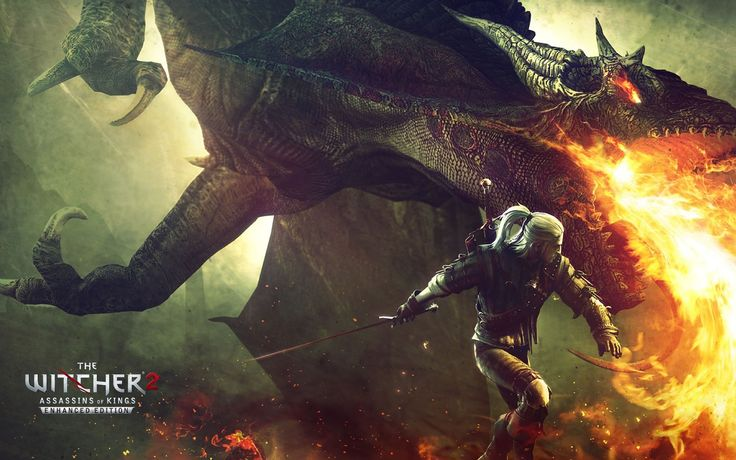 the witcher backgrounds. | The Witcher 2. Wallpapers de Games