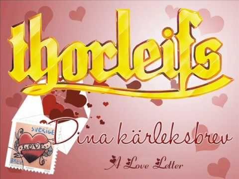 Thorleifs - Dina kärleksbrev (Lennart Klervall)
