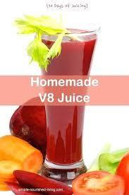 V8 juice recipe full image for healthy vegetable blender drink recipes cranberry pomegranate kale juice from healthy blender recipes this is my recipe for a juice that s like the por v8 brand but healthier