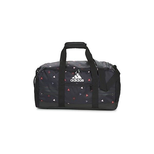 adidas 3S TEAMBAG SMALL Sports bag ($37) ❤ liked on Polyvore featuring bags, handbags, black, sports bag, adidas bag, sports purses, adidas, sport handbags and sporting bags