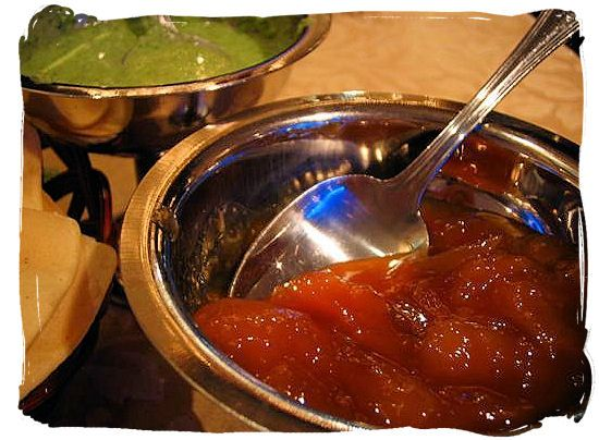 Mango Chutney - South African food adventure, South Africa food