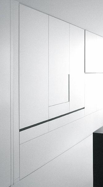 Vehap Shehi of VSA Concept | Panorama Apartment | Antwerp, Belgium