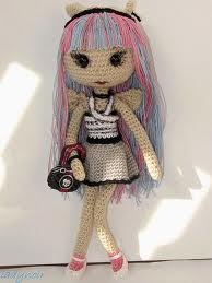 amigurumi monster high - Buscar con Google