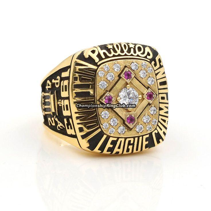 1993 Philadelphia Phillies NLCS Championship Ring http