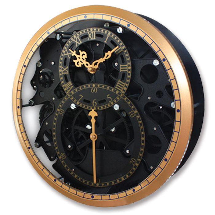 Stone Çarklı Özel Duvar Saati Modeli  Ürün Bilgisi ;  Gerçek cam ve metal parçalardan tasarlanmıştır. Ebatı : 35 cm Sessiz çalışır ve içindeki çarklar hareket etmekte Özel bir duvar saatidir.