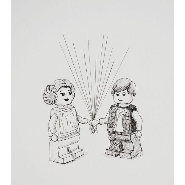 Libro de firmas Star Wars