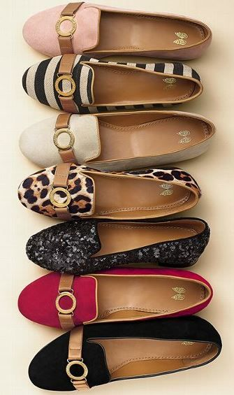 a pair of each, again, please! loafer love!