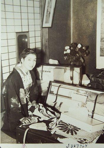 The Actress Setsuko Hara, 1937 | by m20wc51