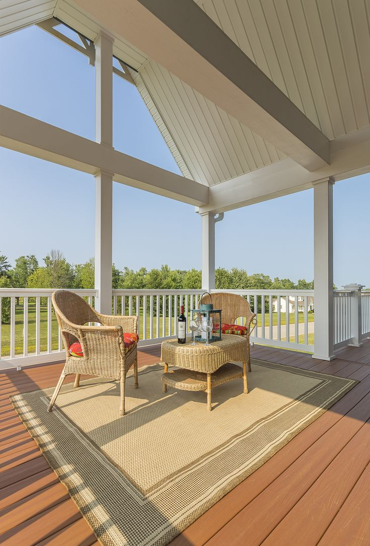 20 best images about lakefront waterfront home designs on for Waterfront deck designs
