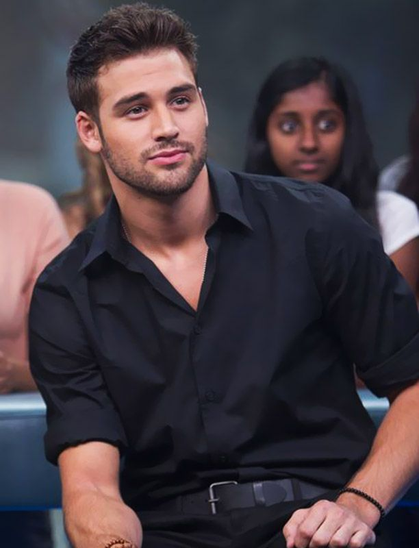 14 Best Hot Guys With Rolled Up Sleeves Black Shirt Images