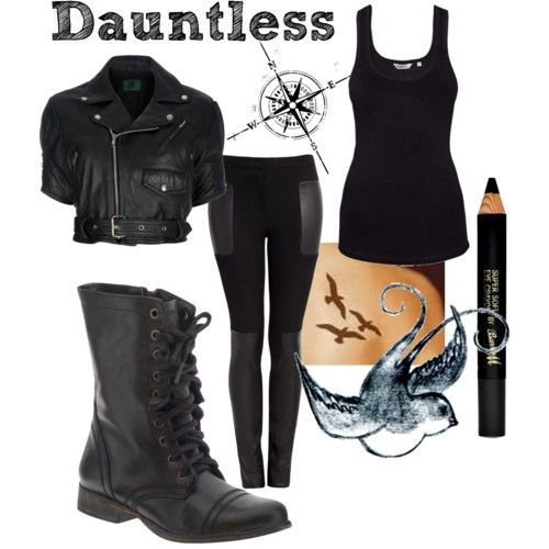 Divergent Dauntless costume