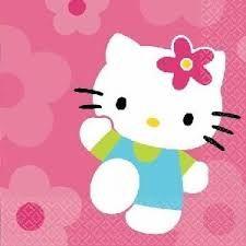 Resultado de imagen para hello kitty cumpleaños bolsita