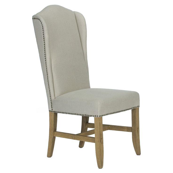 Sarreid High Back Dining Chair - Set of 2 - SRD207