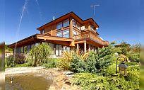 Проект деревянного дома из клееного бруса Цезарь, площадь 437 м2, 2 этажа, 4 спальни, фото 58