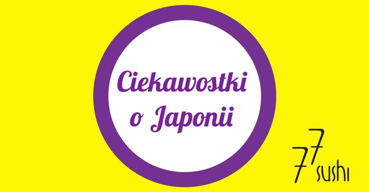 Ciekawostki o Japonii #77Sushi #sushi #ciekawostki #Japonia