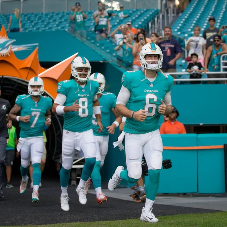 Looking at the Miami Dolphins' schedule week-by-week