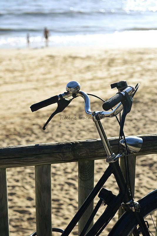 St Palais #bike #france #charente #maritime   © Helene Iracane