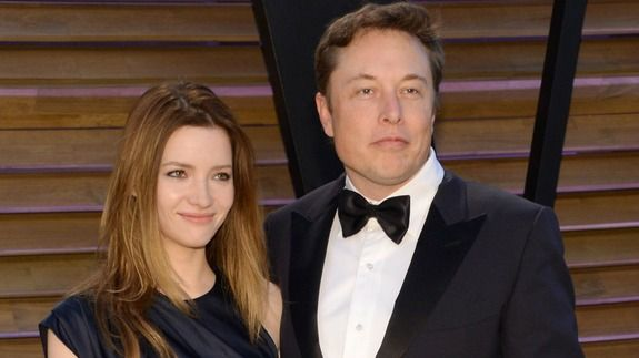 Billionaire Elon Musk's wife files for divorce