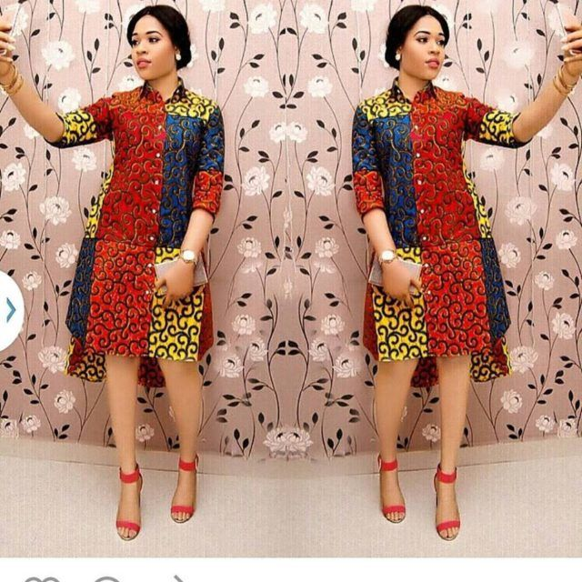 Modern+Ankara+Styles+for+Ladies+:+Amazing+Collection+|+Maboplus