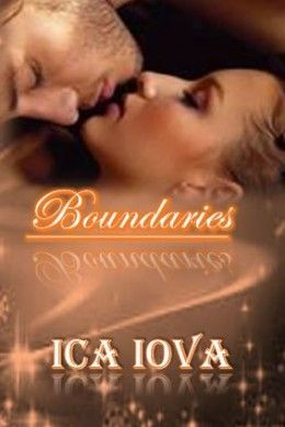 """Art cover for the book """"Boundaries""""."""