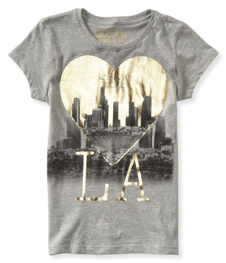 Kids' Forever Love LA Graphic T - PS From Aeropostale