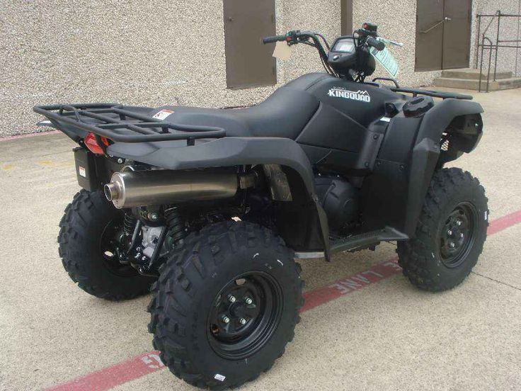 New 2016 Suzuki KingQuad 750AXi Power Steering Special Edition ATVs For Sale in Texas. 2016 Suzuki KingQuad 750AXi Power Steering Special Edition, Three decades of ATV manufacturing experience has led to the KingQuad 750 AXi Power Steering Camo.(817)-695-1600 - Three decades of ATV manufacturing experience has led to the KingQuad 750 AXi Power Steering, and for 2016, Suzuki's most powerful and technologically advanced ATV is offered in a Special Edition finish of Solid Matte Sword Black…