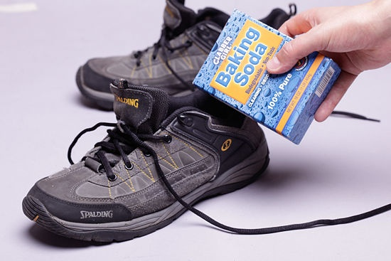 keep shoes from smelling. Good for all the flats sister missionaries wear