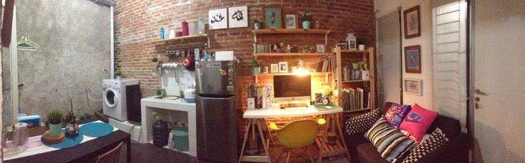 #home #studio #design #art #interior #livingroom