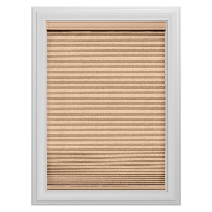 Bali Essentials Light Filtering Cellular Cordless Shade - Latte(36x72), Variation Parent