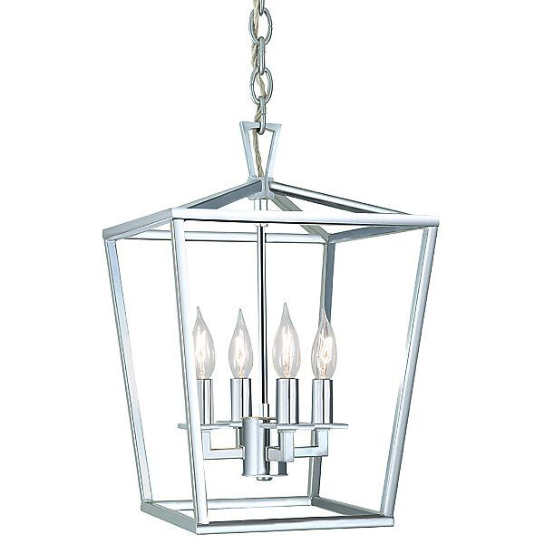 Polished Nickel Four Light 12 Inch Pendant Norwell Lantern Pendant Lighting Ceiling Lighti Norwell Lighting Pendant Lighting Lantern Pendant Lighting