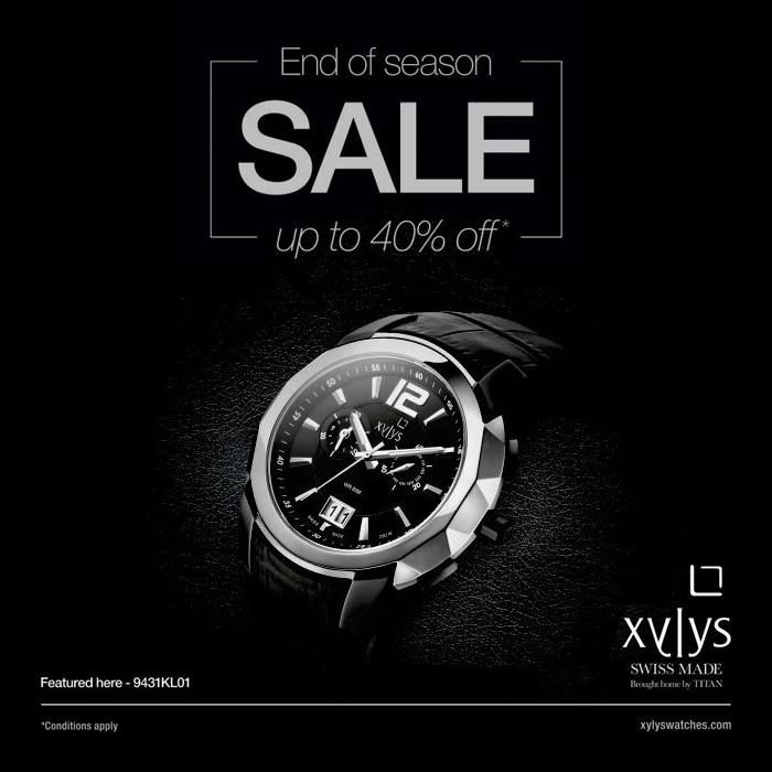 #Watches that redefines your personality. UP-TO 40% OFF on #XYLYS, Shop now: http://t.co/UZVswm454B