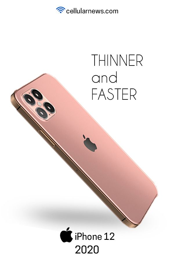 You Don T Want To Miss This As Iphone 12 Goes Thinner And Faster On This Upcoming Release In 2020 Iphone Latest Iphone Iphone Phone
