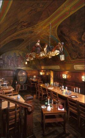 Auerbachs Keller Leipzig - Historisches Restaurant im Herzen der Leipziger Altstadt -