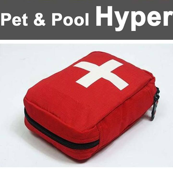 Summer Pool tip from Pet & Pool Hyper Boksburg: Have a first-aid kit on hand. Being prepared for minor injuries can help avoid major ones. Bumps and bruises are a part of childhood. When they are easily treated with bandages, antibiotic ointment and cleaning pads that you have on-hand, the fun can quickly continue. #swimminpool #safety
