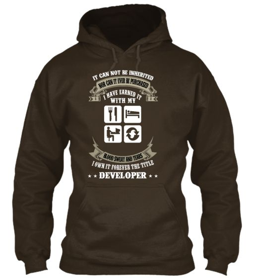 Limited Edition- Developer T-Shirt | Teespring