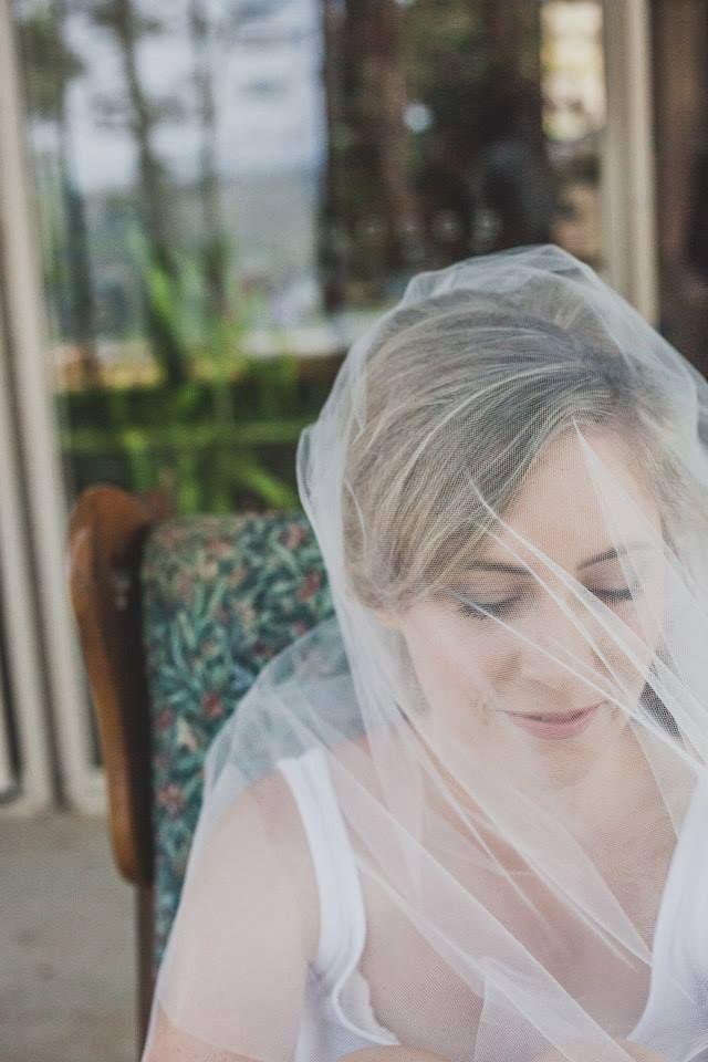 Behind the veil - Jane