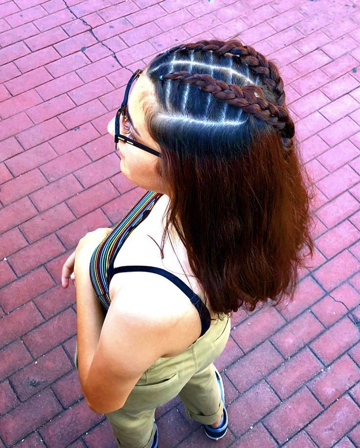 Boxer Braids For Short Hair #boxer #braids #hair …