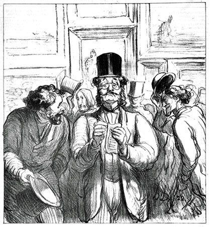 Daumier_Influential_Critics_Promenade.jpeg 418×452 pixels