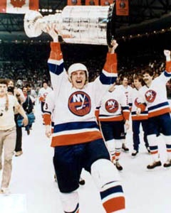 Mike Bossy 1983 Cup Classic - Photofile Inc.